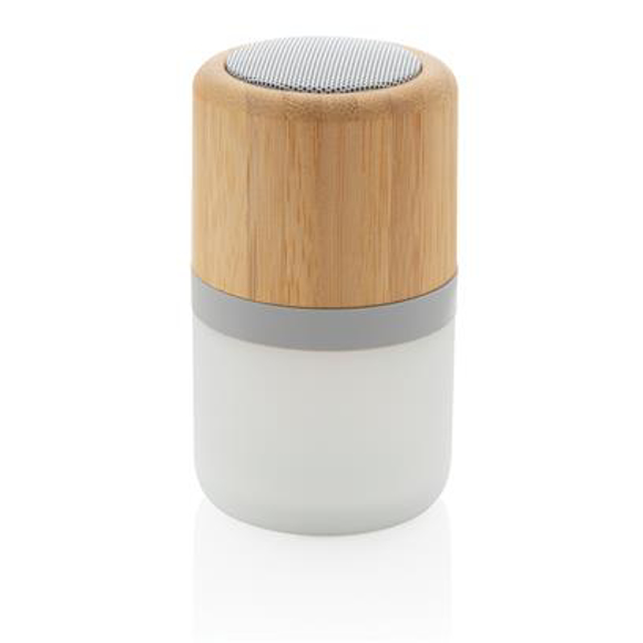 Picture of Bamboo colour changing 3W speaker light