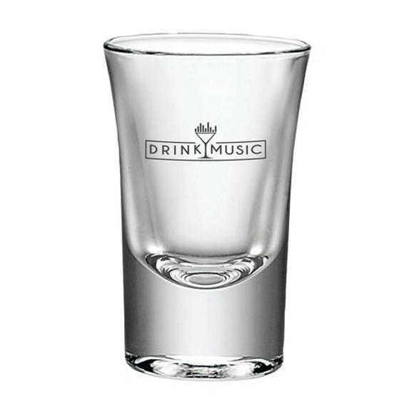 shot glass printed