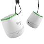 Ring speaker white