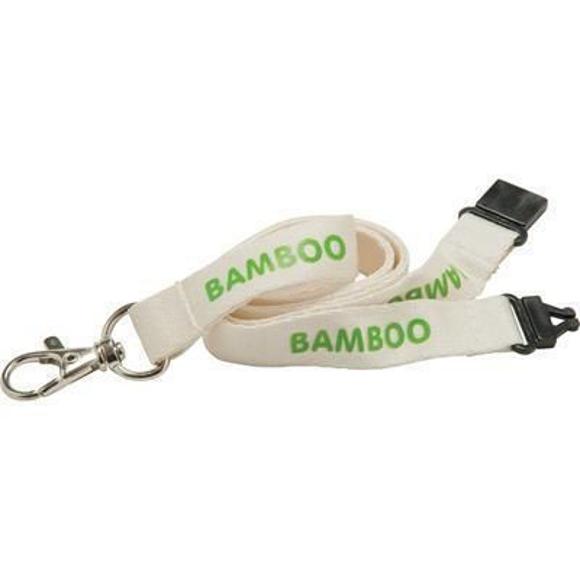 bamboo lanyard