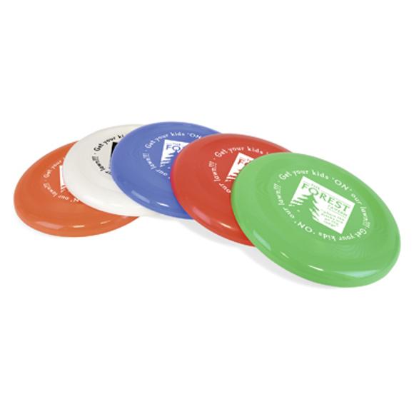 frisbee group shot