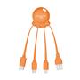 Octopus cable orange