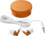 Versa earbuds orange