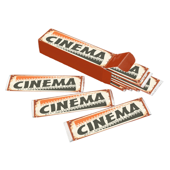 chewing gum - 6 strip pack