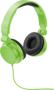 Rally headphones green