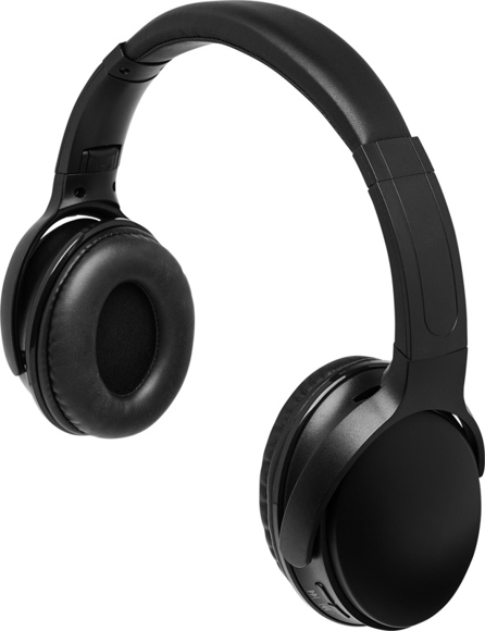 Picture of Light up logo bluetooth headphones
