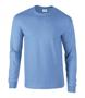 Gildan long sleeve - carolina blue