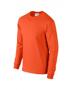 Gildan long sleeve - orange