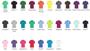 k403 polo colours