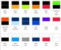 k991 colours