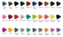 bb45 cuffed beannie colours