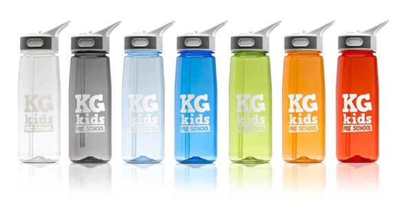 Aqua bottle group