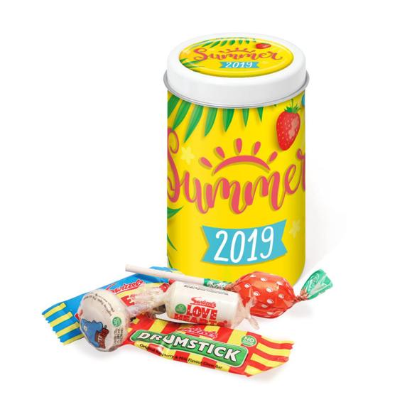 swizzels snack tin