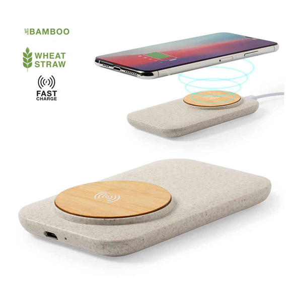Picture of Eco friendly wireless charger