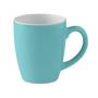Ceramic mug blue