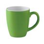 Ceramic mug green