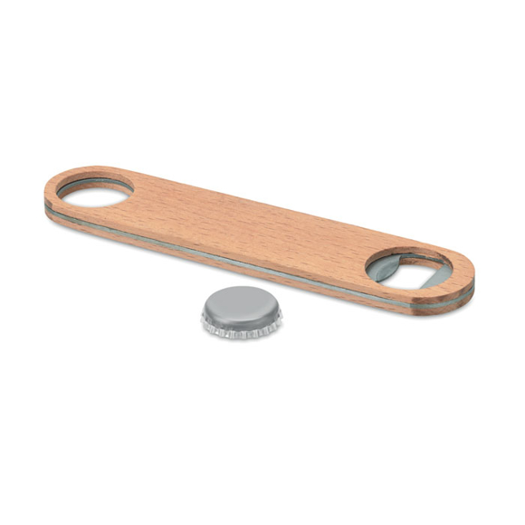 Picture of Wooden bottle opener