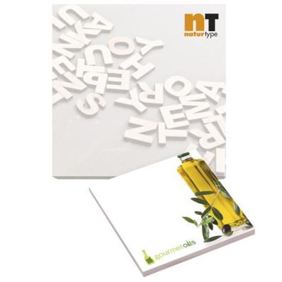 101 x 101mm sticky notes