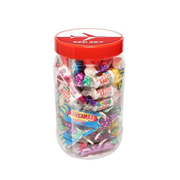 Retro large sweets