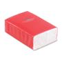 tissue pack red