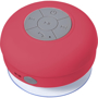 water resistant speaker red
