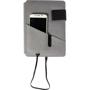A5 folder powerbank with phone