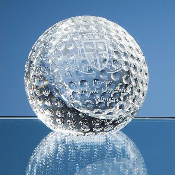 golf ball paperweight