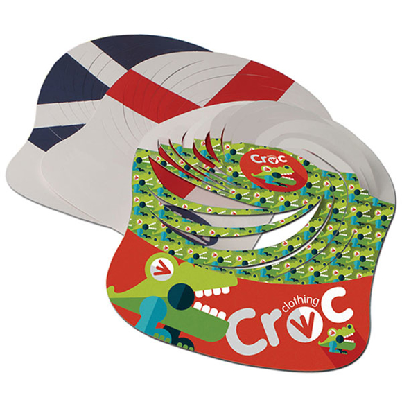 Picture of Card spiral hat