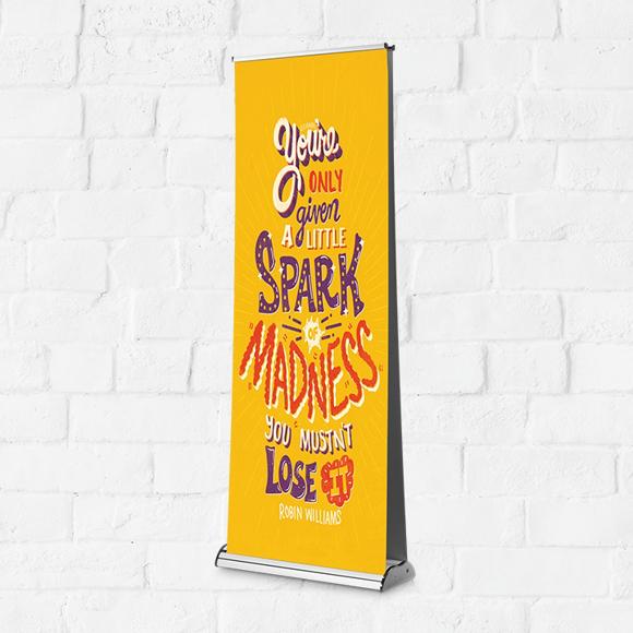 mirage roller banner