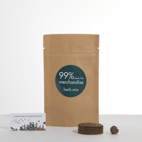 Bio grow pouch
