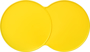 sidekick coaster yellow