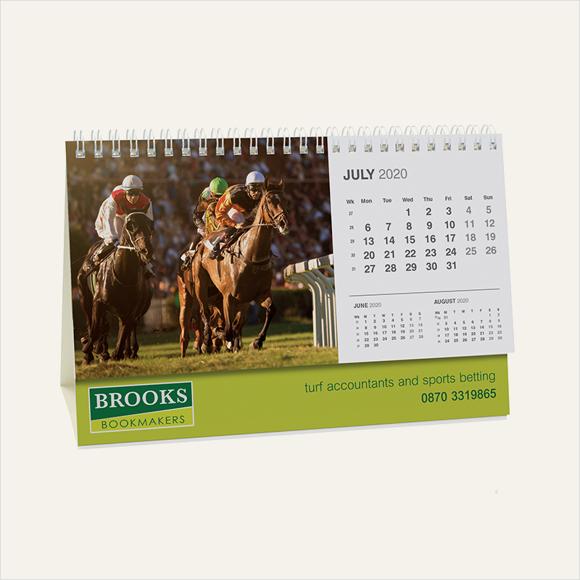 calendar easel panorama