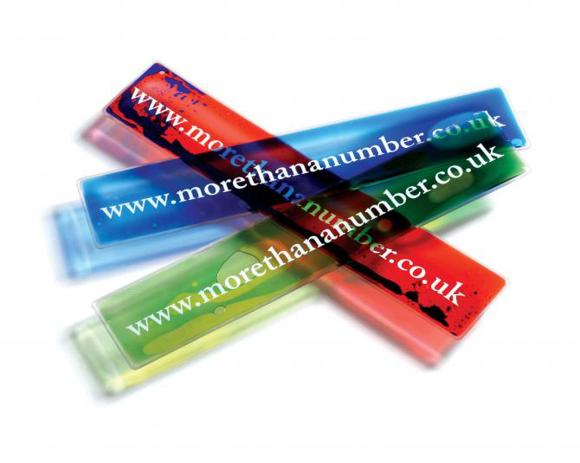 aqua bookmark