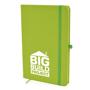 Mole notebook green