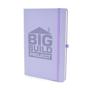 Mole notebook pastel purple