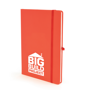 Mole notebook red