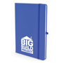 Mole notebook royal blue