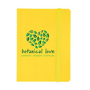 Joyce bright notebook yellow
