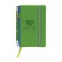 Pocket crosby notebook green