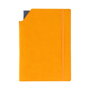 Dual notebook orange