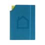 Dual notebook blue