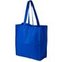 Market shopper blue