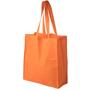 Market shopper orange