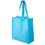 Market shopper light blue