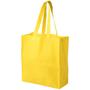 Market shopper yellow
