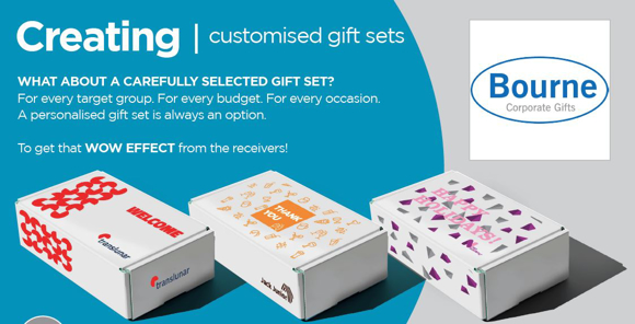 customised gift sets
