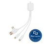 Picture of Antimicrobial multi charging cable