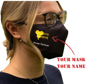 Picture of PREMIER THREE LAYER COTTON MASK