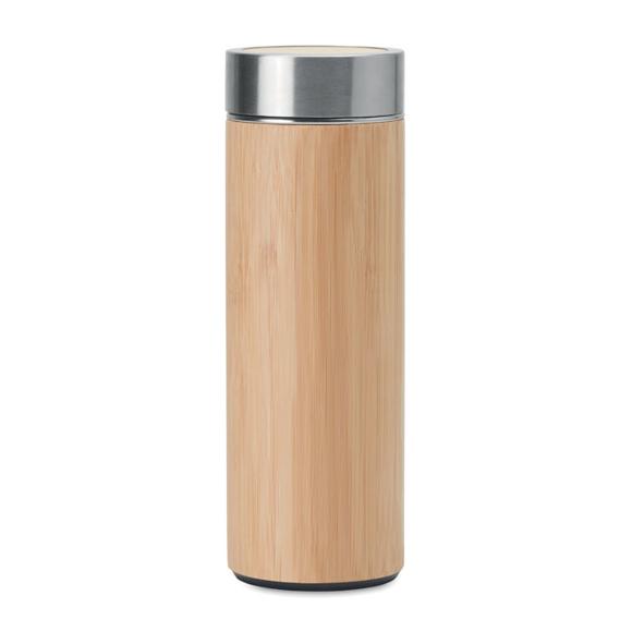 mo9421 bamboo flask