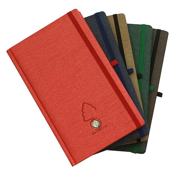 Eco Growbook notebook